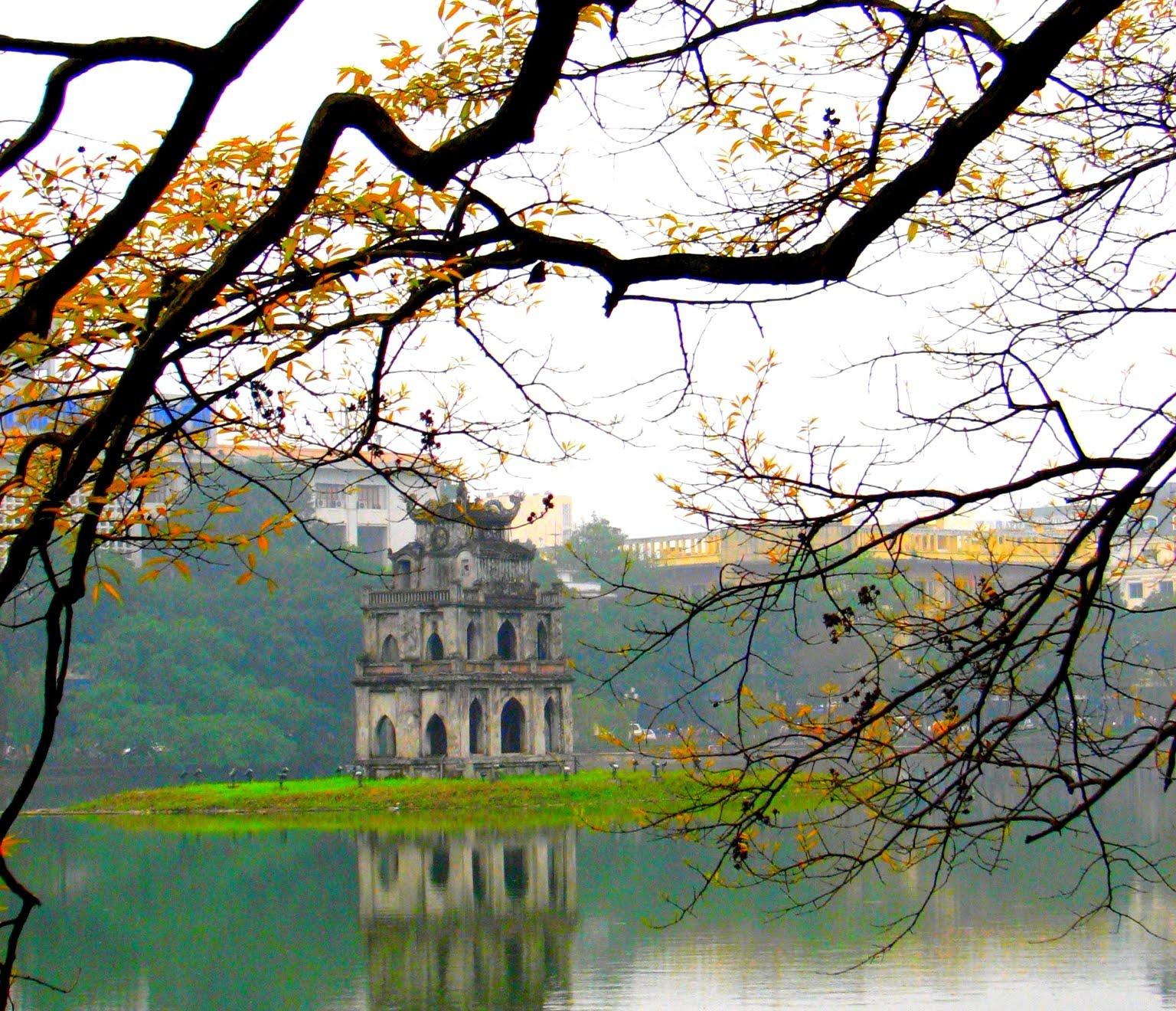 Hồ Hoàn Kiếm - THÔNG TIN DU LỊCH VIỆT NAM