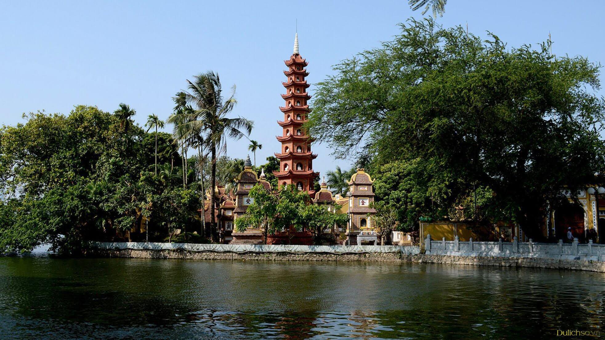 Review các địa điểm du lịch Hà Nội đẹp nhất tháng 12/2020 * Du Lịch Số