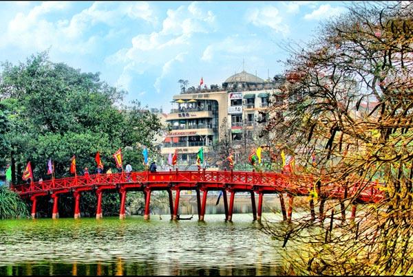 các địa điểm du lịch ở Việt Nam