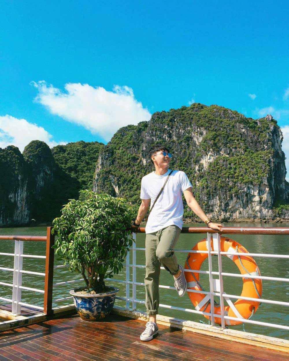 các địa điểm du lịch ở Quảng Ninh