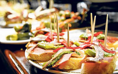 Phong vị ẩm thực Tây Ban Nha