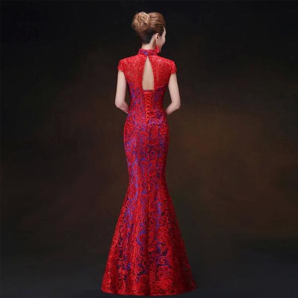trang phục truyền thống Trung Hoa