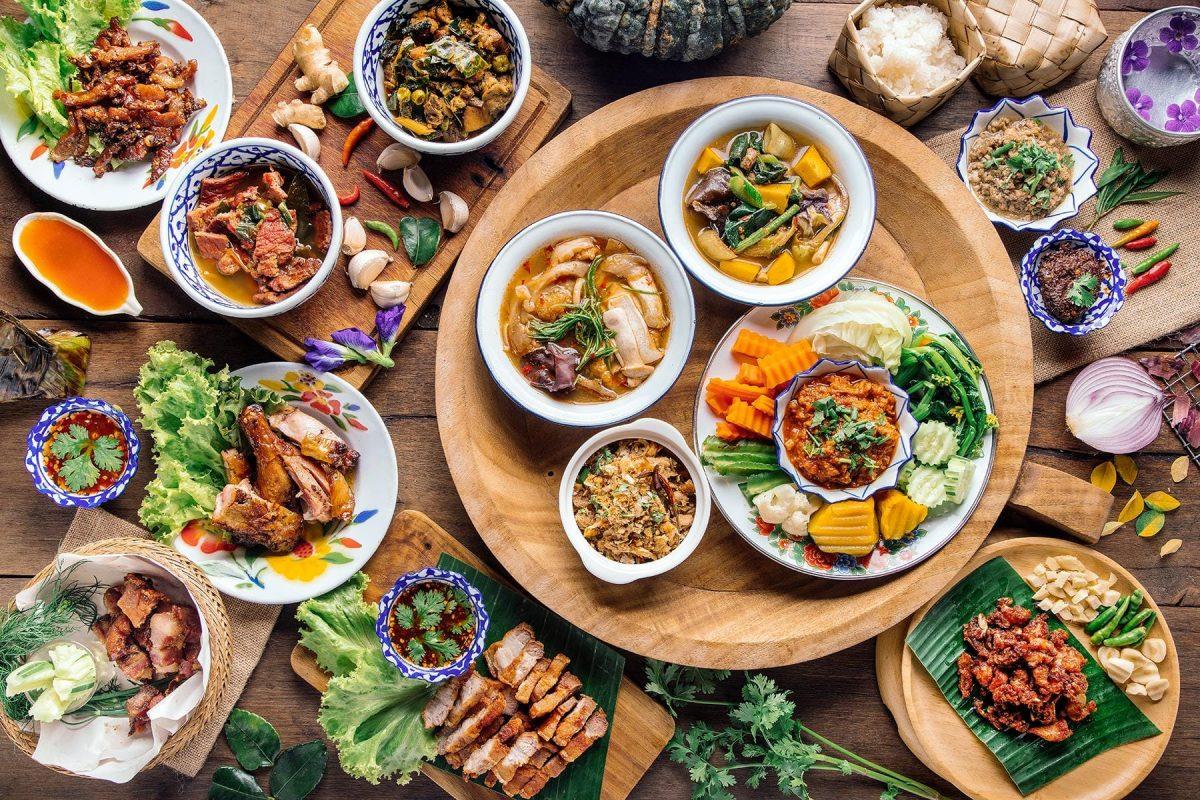 Tìm hiểu những nét đặc trưng trong văn hóa ẩm thực Thái Lan - Người Việt Nam