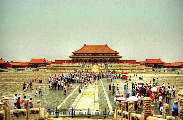 Các địa điểm du lịch ở Trung Quốc