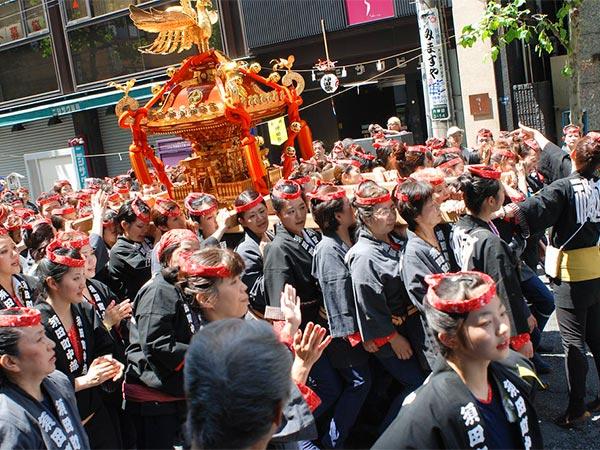 Các ngày lễ hội lớn tại Nhật Bản trong năm