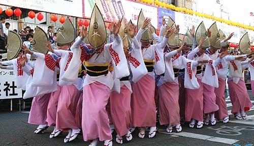 Văn hóa lễ hội ở Nhật