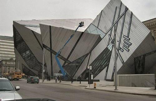 Bảo tàng hoàng gia Ontario – nghệ thuật kiến trúc của tương lai | KIENTRUC.VN