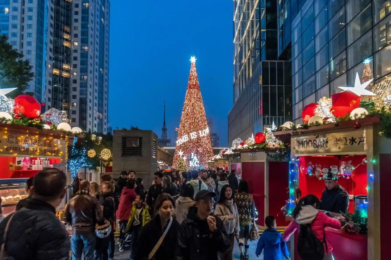 Giáng sinh ở Bắc Kinh