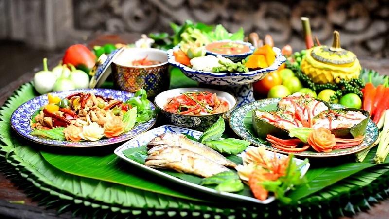 Ẩm thực Thái Lan - sự kết hợp hài hòa giữa phong cách, nghệ thuật phương Đông và phương Tây