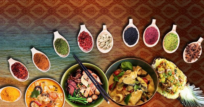 Ẩm thực Thái - một món quà thiên nhiên ban tặng