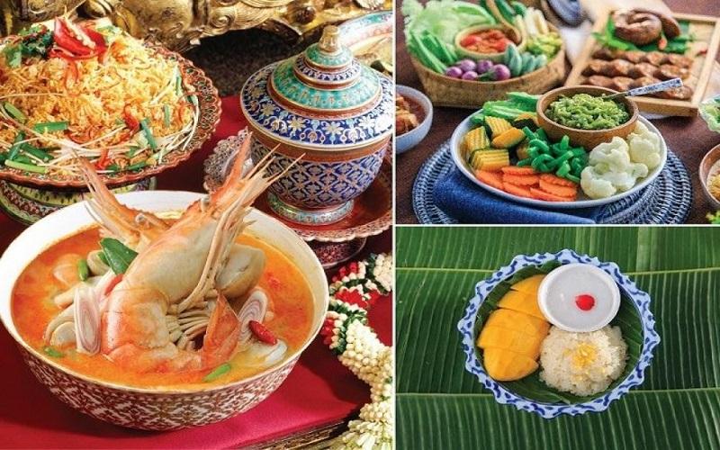 Thưởng thức ẩm thực Thái ngon đúng điệu