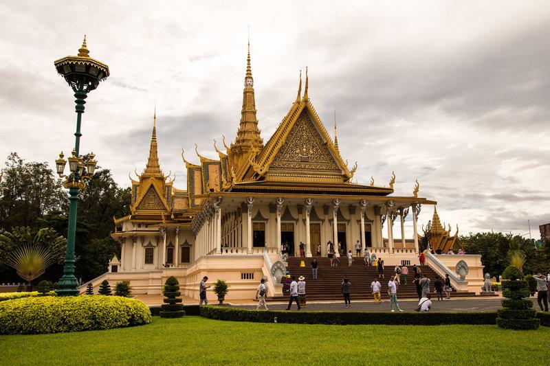 Văn hóa ở Campuchia