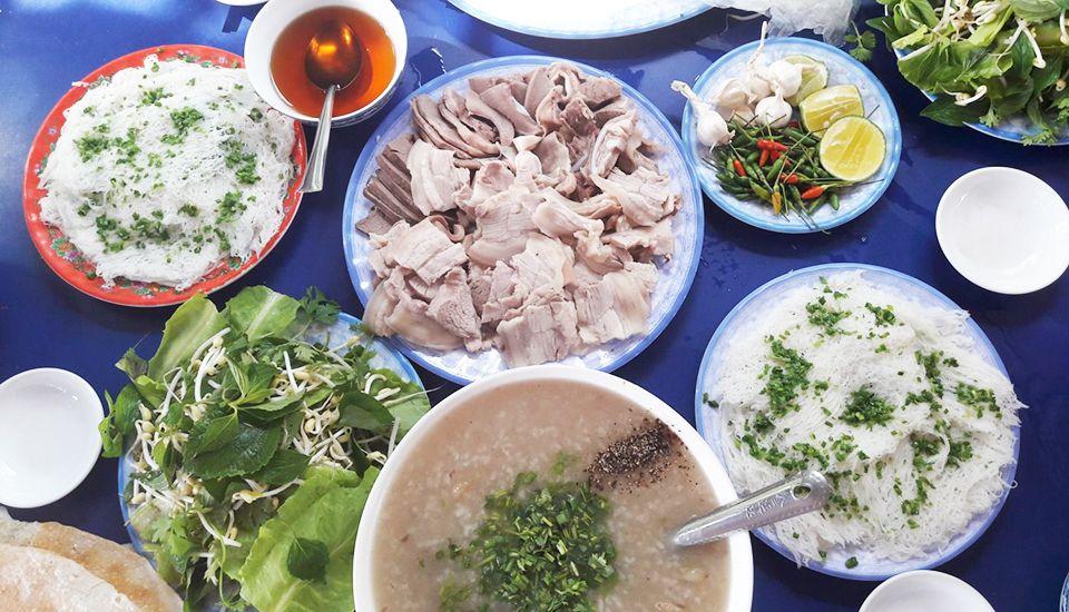 Hòa Đa - Bánh Hỏi Lòng Heo ở Huyện Tuy An, Phú Yên   Foody.vn