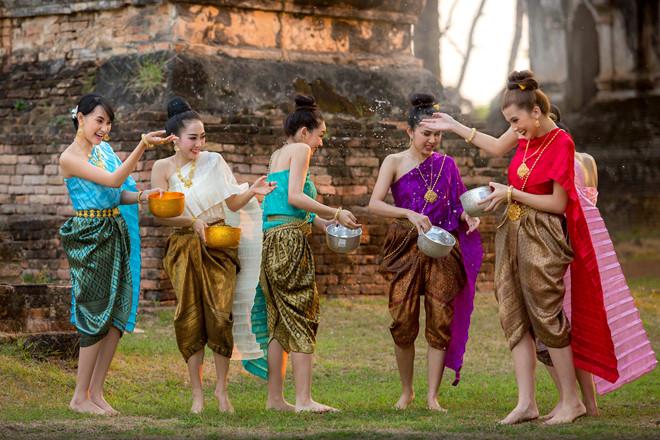 Văn hóa lễ hội ở Thái Lan