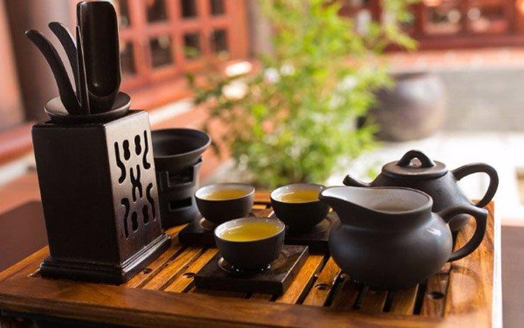 Văn hoá trà đạo Nhật Bản nổi tiếng khắp thế giới nhờ điều này