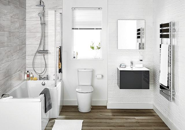 Kích thước nhà vệ sinh tiêu chuẩn chính xác và đầy đủ nhất
