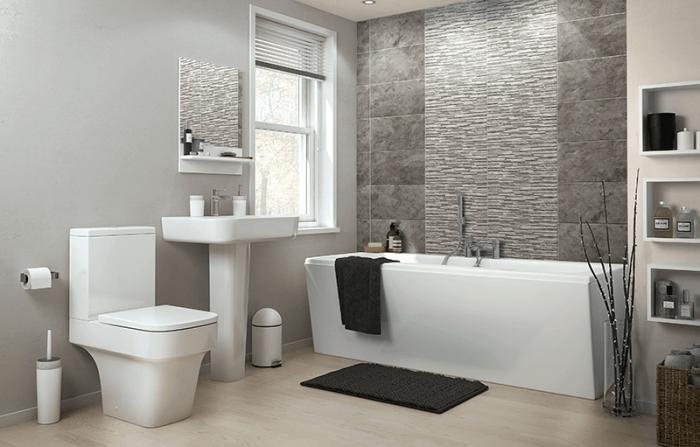 Ý tưởng ĐỘC ĐÁO thiết kế nhà vệ sinh, phòng tắm không phả | 9houz