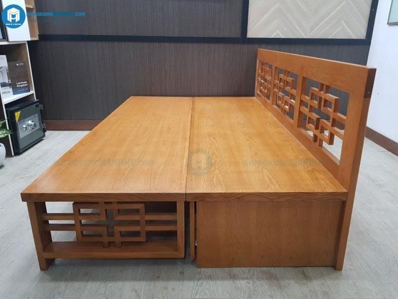 Thiết kế ghế sofa kết hợp giường ngủ đơn giản, hiện đại dễ sử dụng đặt ở văn phòng