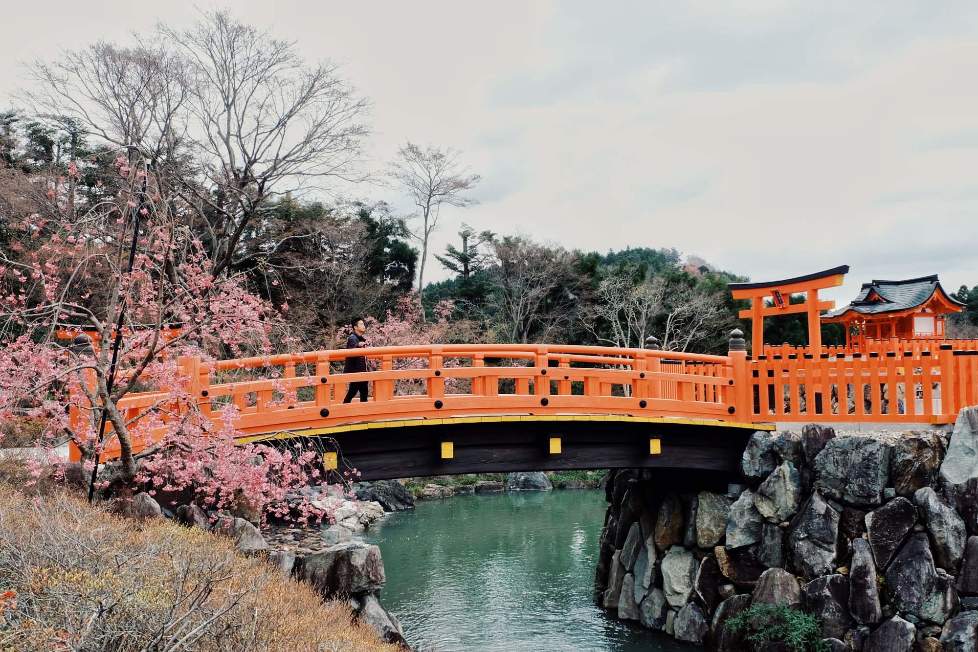 Ghé Nhật Bản thăm ngôi chùa chứa hàng nghìn búp bê Daruma