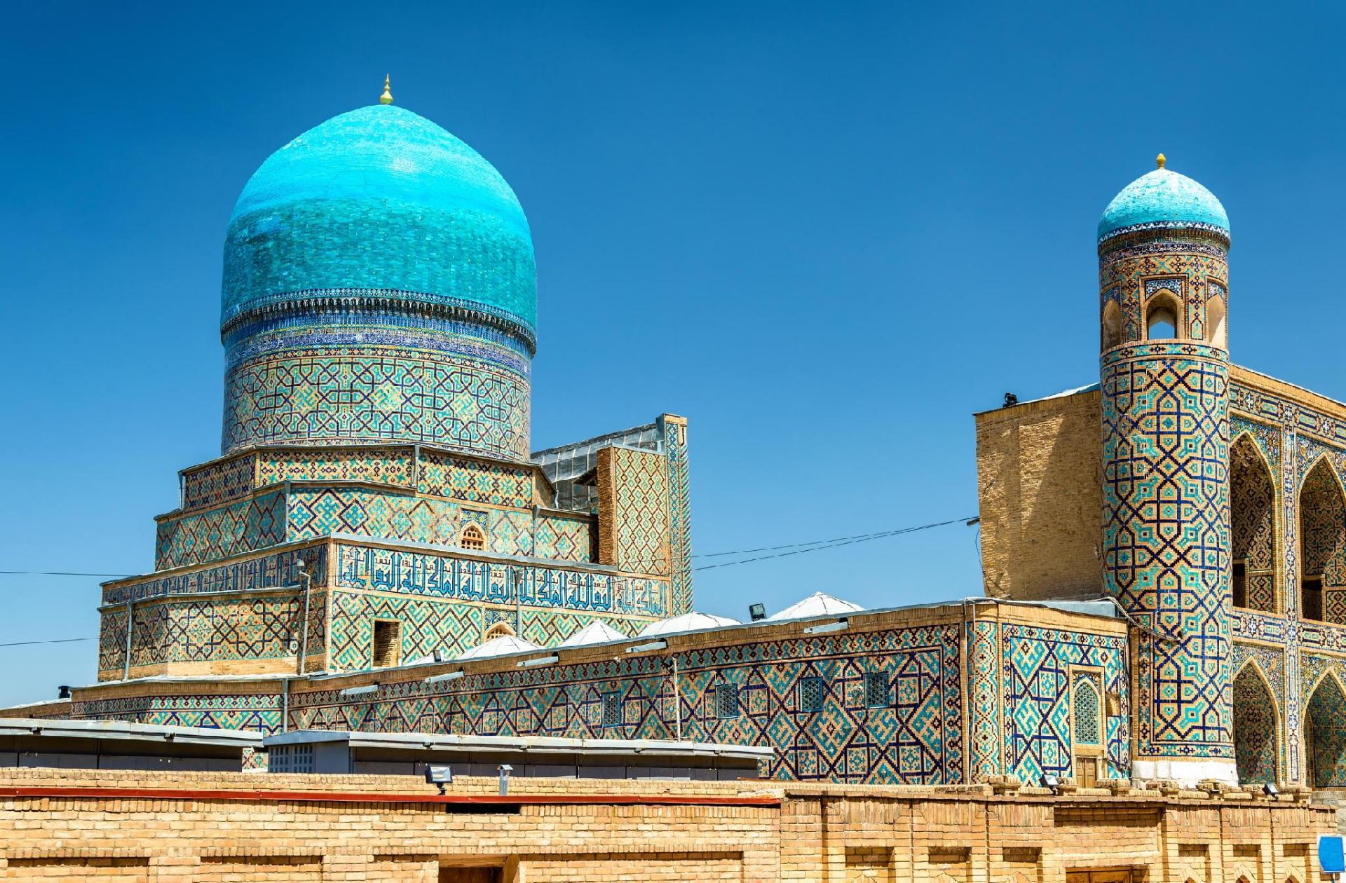 Khách Sạn Uzbekistan - Đặt phòng trực tuyến các khách sạn ở Uzbekistan