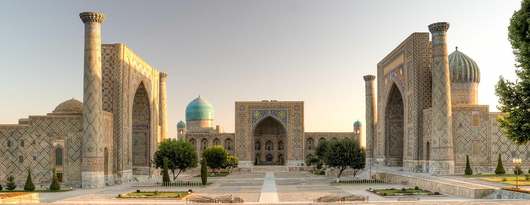 Hành trình khám phá Uzbekistan kinh nghiệm tham quan