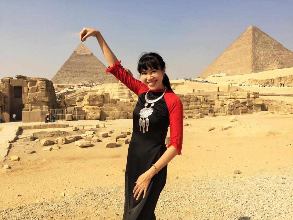 Khám phá Ai Cập vẻ đẹp tiềm ẩn