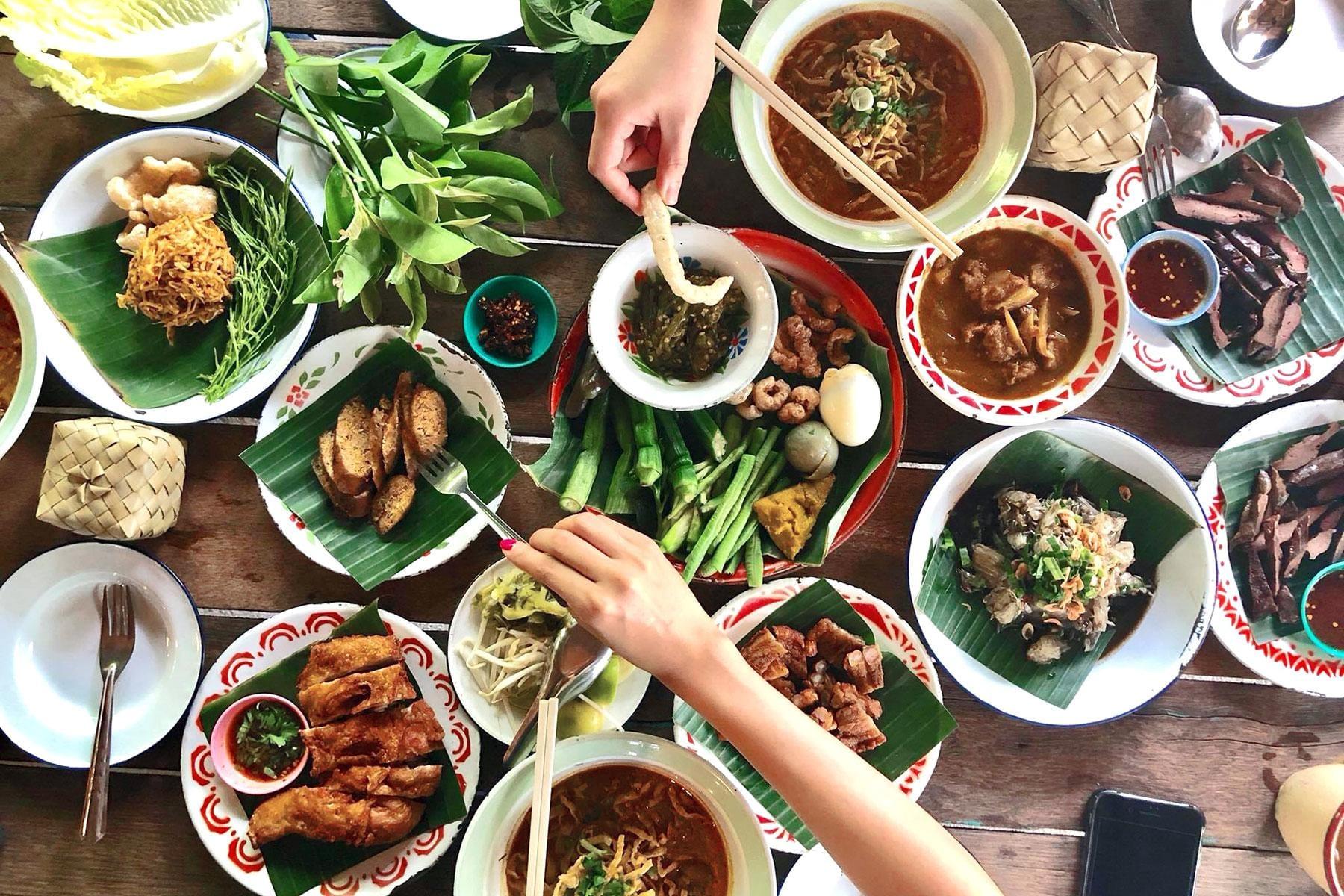 6 món ngon Thái Lan bạn không nên bỏ lỡ khi đi du lịch - BlogAnChoi