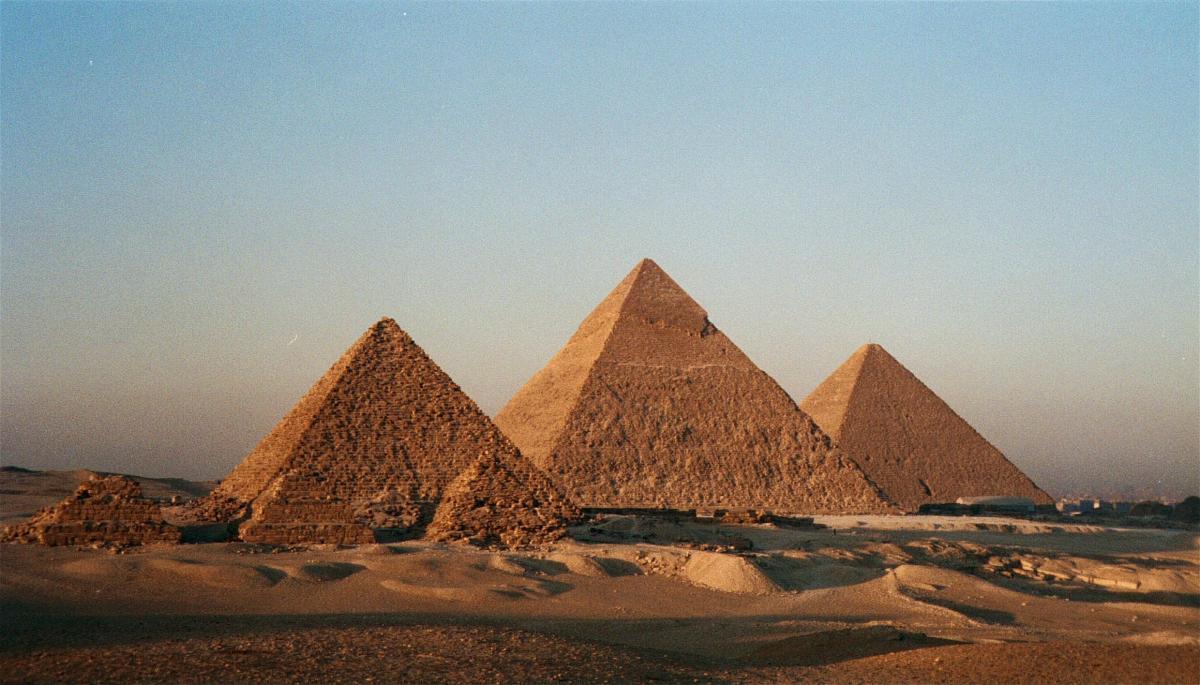 Phát hiện bất ngờ về những ngôi mộ cổ đại Ai Cập - VietNamNet